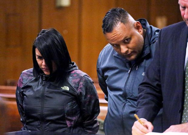 Lina Maria Bedoya Muriel and NYPD Officer Jose Sierra1.jpg