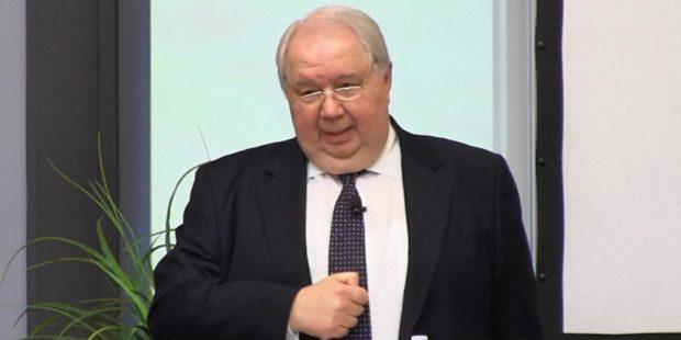 Russian Ambassador Sergey Kislyak1