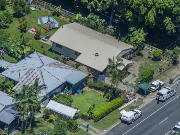 Thaiday_s family home in Cairns, Queensland, Australia