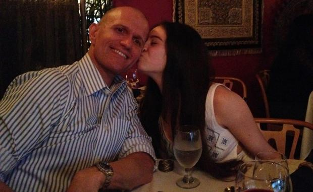 50-year-old Dale Leary supervised exchange student Marta San Jose, 21, then married her1