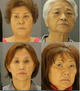 'Bang-a-granny' brothels busted in Dallas as cops arrest alleged prostitutes aged up to Seventy three, Sextogenerian madame caught with more than $.5M cash