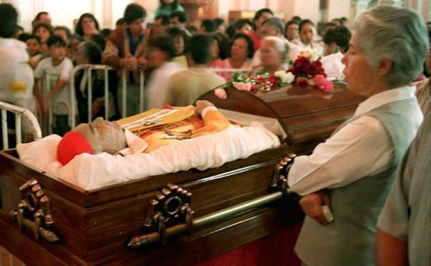 Cardinal Juan Jesus Posadas Ocampo was killed in the shootout by bullets meant for El Chapo 1.jpg