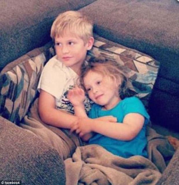 Hayden and Harper