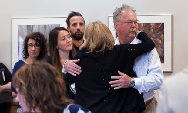 Jennifer Morrison Espitias' friends and relatives were in court 1