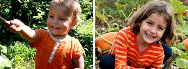 Leo Krim, 2, (l.) and his sister Lulu Krim, 6, .jpg