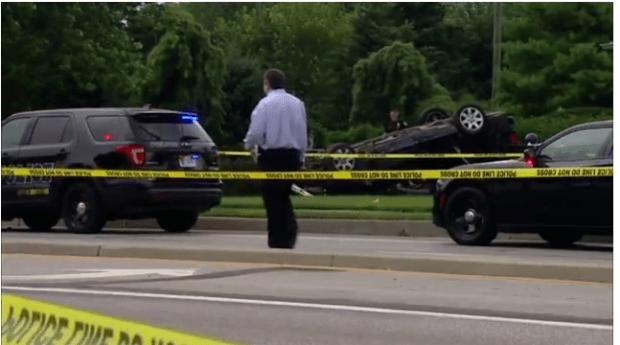 Lt Aaron Allan shot in Indiana 2