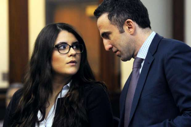 Nikki Yovino and her attorney Mark Sherman2.jpg