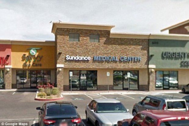 Police found video recordings of Chung raping his patients at his office, the Sundance Medical Center, Las Vegas