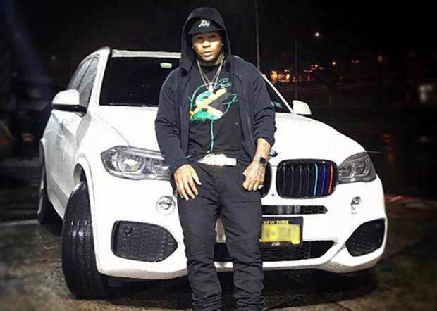 Queens barber Zanu Simpson was gunned down while sitting in his BMW SUV 2.jpg