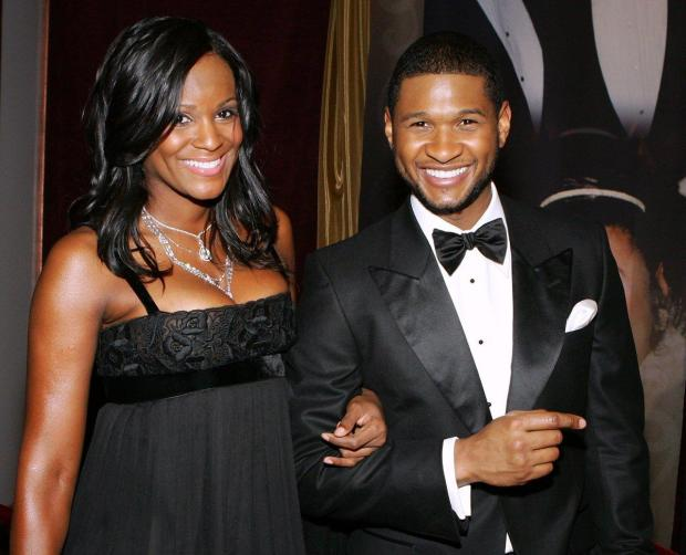 Usher and ex-wife Tameka 1.jpg