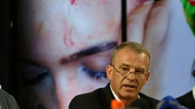 Gerrie Nel will look after Ms Engels' legal interests 1.jpg