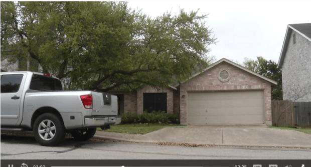 Jared Anderson's home in San Antonio, Texas 1