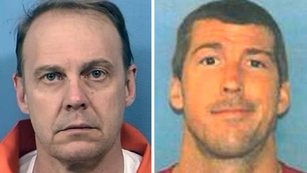 Jeffrey Keller, [left], shot Nate Fox, [right] 1