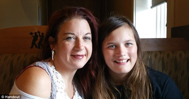 Savannah Leckie and her adoptive mother Tamile Montague 2.jpg