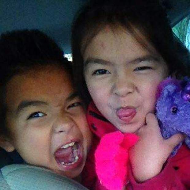 Mai and Robert Hodges' children