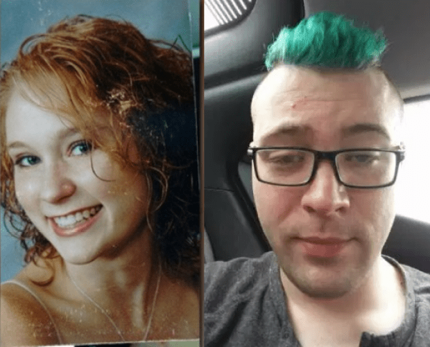 Meredith Lane, [left], killed by her ex-husband, Spencer Hight [right].png