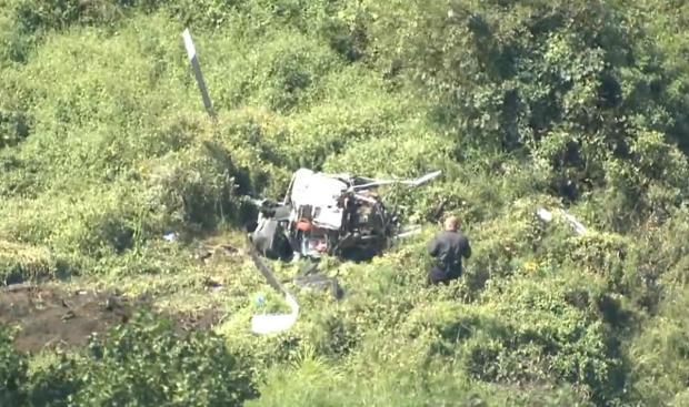 Troy Gentry crash 1