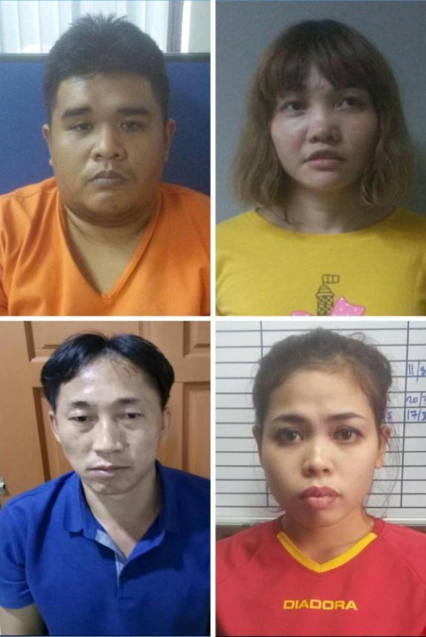 [Top, L-R]Muhammad Farid Bin Jalaluddin, the Vietnamese 'LOL Assassin' Doan Thi Huong.jpg