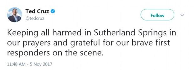 Senator Sen Ted Cruz tweeted on Sutherland.jpg