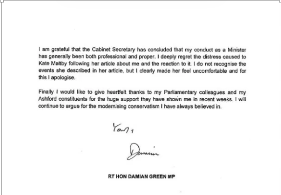 Damian Green's resignation letter 3.png