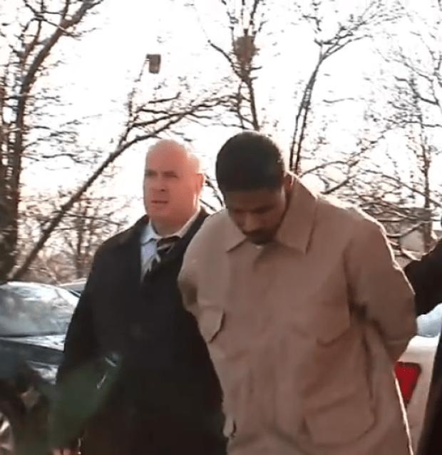 Jamar Hill arrested 2