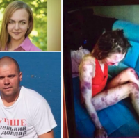 Public indifference enabled abused woman's death! Maxim Gribanov beat Anastasia Ovisiannikova to death for wanting to leave him, dragged her by the ankles from a cafe - no one cared or called cops