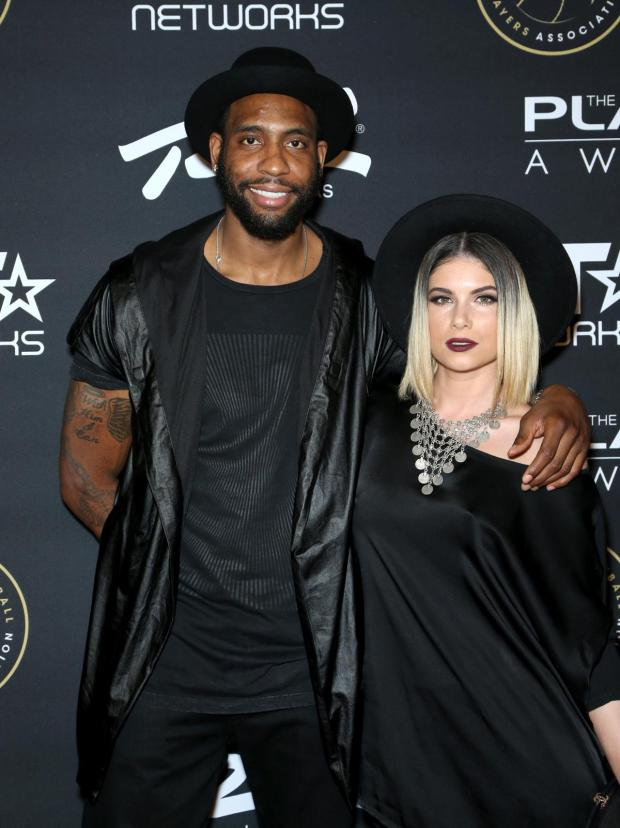 Rasual Butler and his wife Leah LaBelle 2.jpg