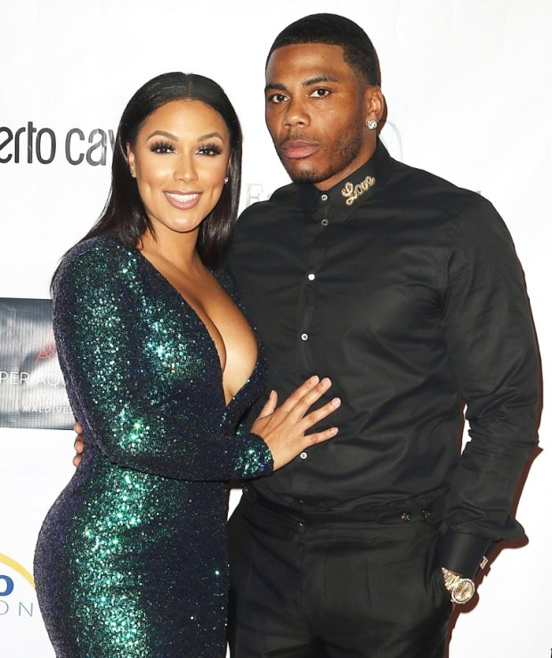 Shantel Jackson and boyfriend Nelly2.jpg