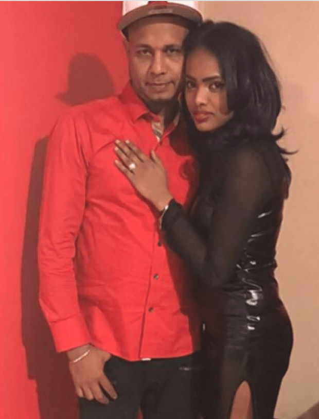 Vinny Looknauth and Stacy Singh 2