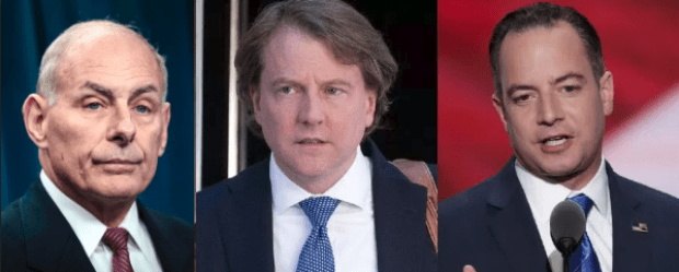 John Kelly, Don Mcgahn and former chief of staff Reince Preibus 1.png