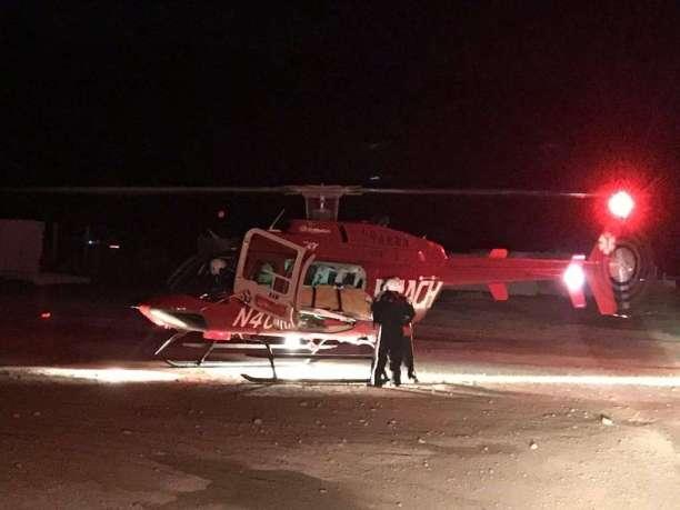 Lizette Cuesta being transported to hospital 2.jpg