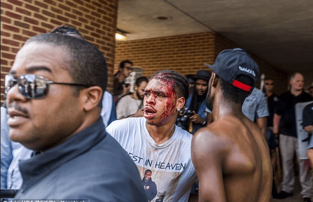 DeAndre Harris, Black man beaten in Charlottesville found not guilty of assaulting white supremacist