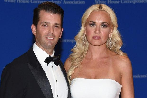 Donald Trump Jr. and wife Vanessa 2