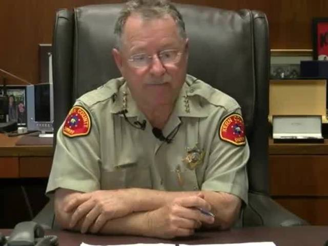 Donny Youngblood – Kern County Sheriff 3