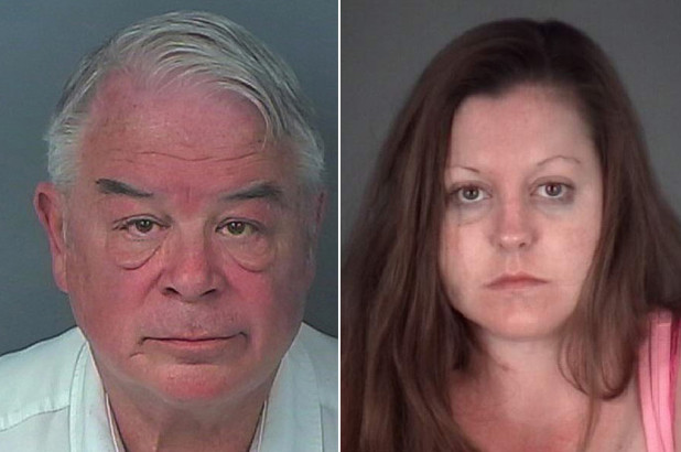 Stripper Valerie Surette said disgraced Florida politician Nick Nicholson, kept me as a 'sex slave'