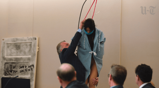 Rebecca Zahau death reconstructed in court.png