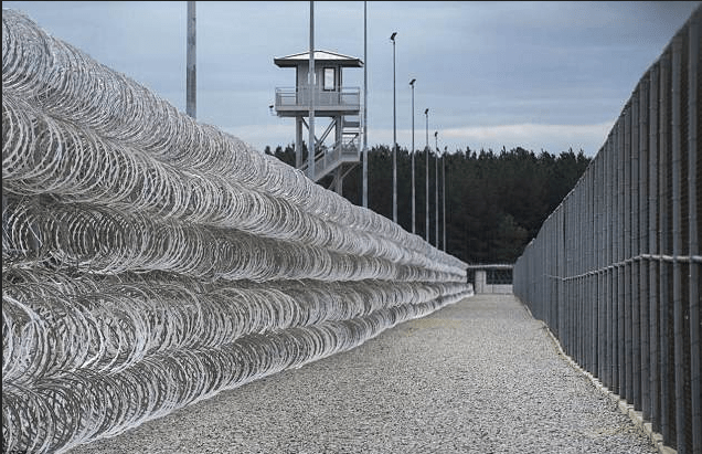 South Carolina Max sec prison 2