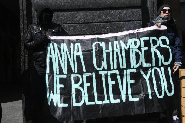 Support for Anna Chambers outside court.jpg
