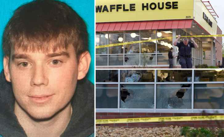 Waffle House shooting in Nashville - Suspect in custody