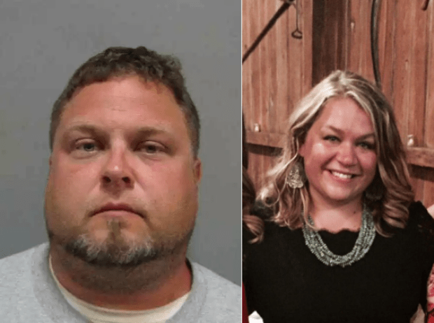 Tyler Tessier, Maryland man charged with killing his pregnant girlfriend told police he 'shot her in the head because he feared he had buried her alive and didn't want her to suffer'