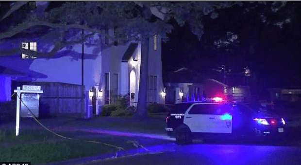 Cops responded to to bodies found at the Ruiz home in Houston on May 3, 2018