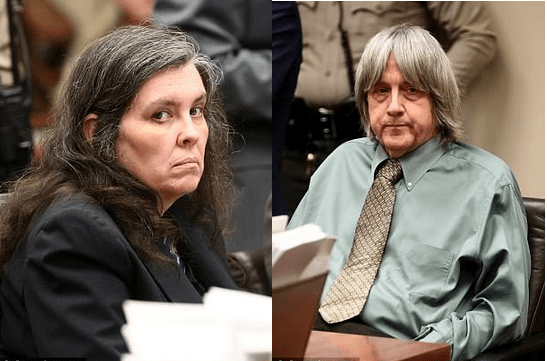 Justice for 'House Of Horror' kids - California couple David and Louise Turpin plead guilty to torture, abuse and false imprisonment of their 13 children