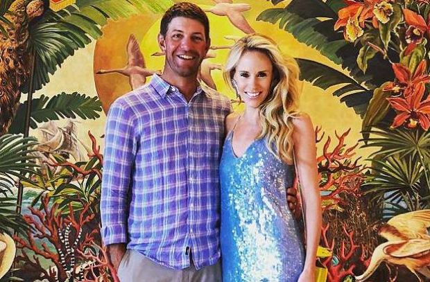 Lucas Glover and Krista Glover 2