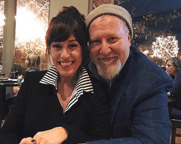 Monica Sementilli and husband fabio 'Big Daddy' Sementilli 1