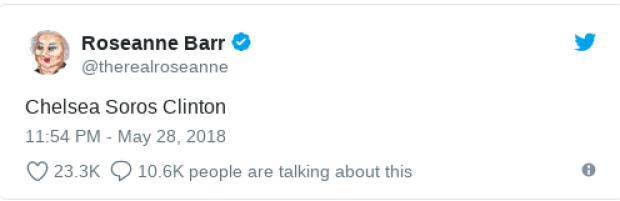 Roseanne Barr tweet 1.png