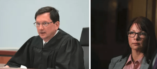 Massachusetts Supreme Court suspends   Judge Thomas Estes indefinitely, for having sex with a social worker in his courthouse chambers - Could be removed by Gov