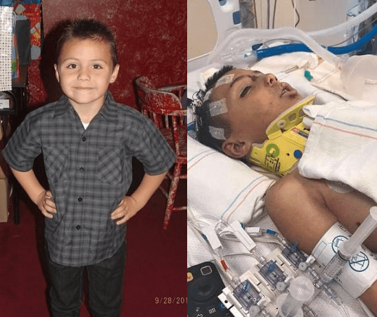 Dead 10-year-old Anthony Avalos, came out as gay just weeks before he was found in his California home suffering severe head trauma and covered in cigarette burns -  CPS disregarded 16 calls claiming he was being abused