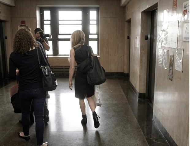 Caroline Biden leaving court Thursday 1.png