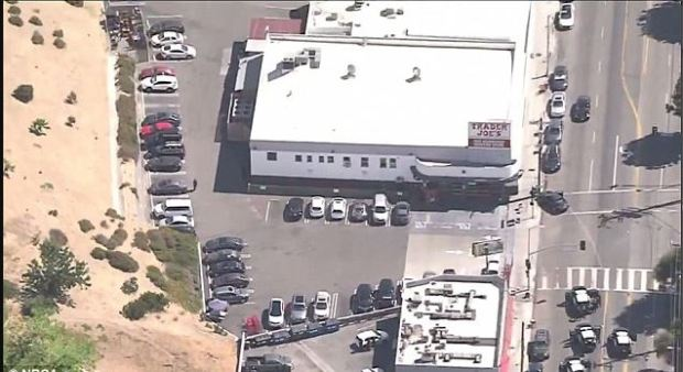 Gunman 'takes hostages and opens fire' inside a Trader Joe's in Los Angeles 1.JPG