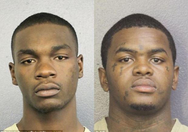 Michael Boatwright,[left],  and Dedrick Devonshay Williams [rigt] 1.JPG
